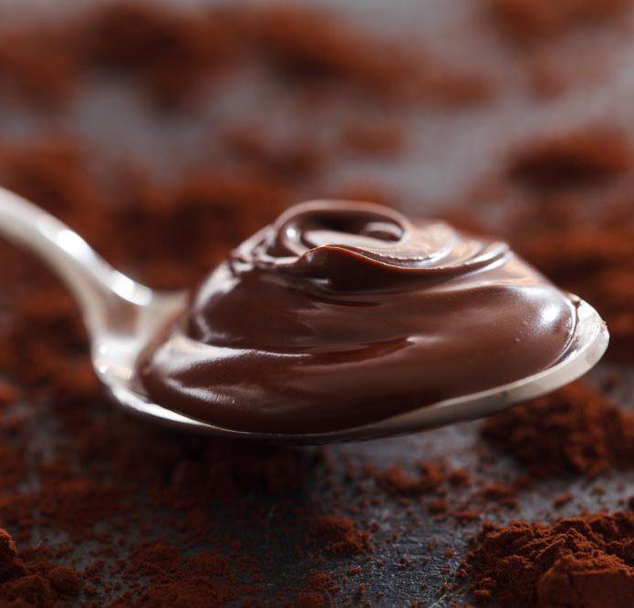 foto di food di crema di ciocoolato
