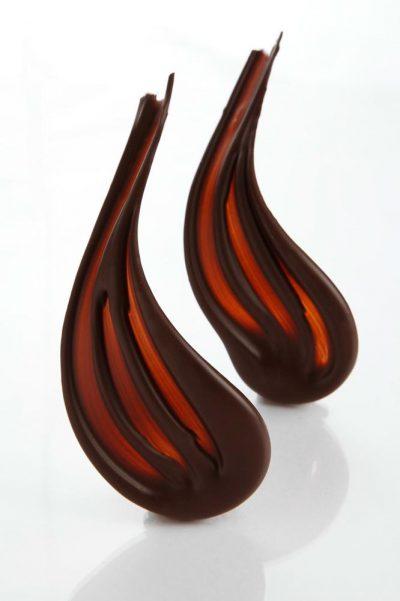 foto di decorazione di cioccolata